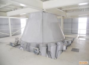 fábrica de 90 Tm/h en la zona de Jalisco