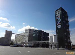 Inauguración fábrica 25 TM/h en Letychev